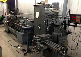 Complete Machine Shop
